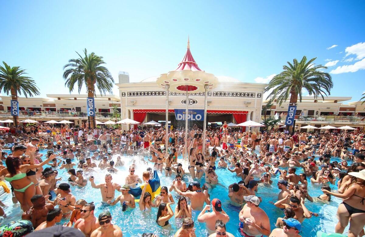 Encore Beach Club – Encore Hotel & Casino