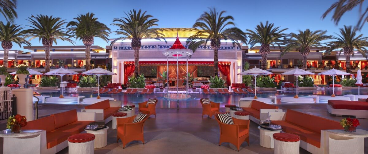 EBC at Night – Encore Hotel & Casino