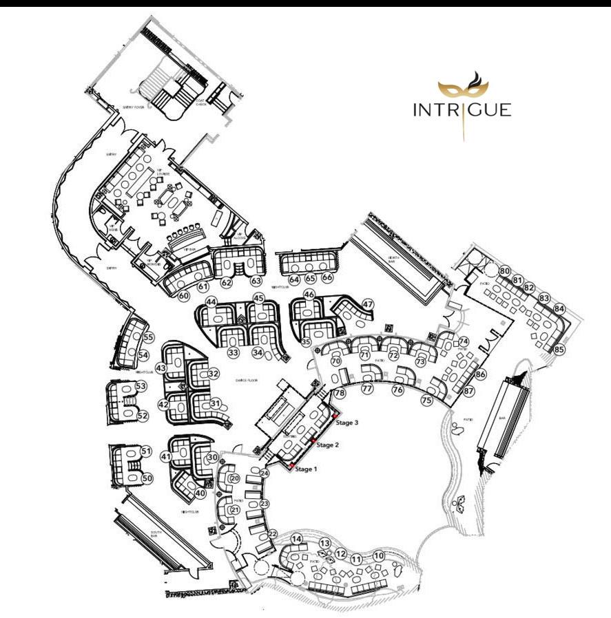 Intrigue – Wynn Hotel & Casino