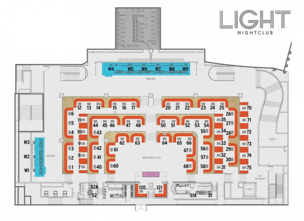 Light Nightclub – Mandalay Bay
