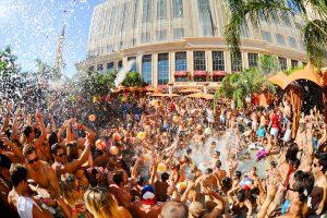Las Vegas Pool Parties - Tao Beach