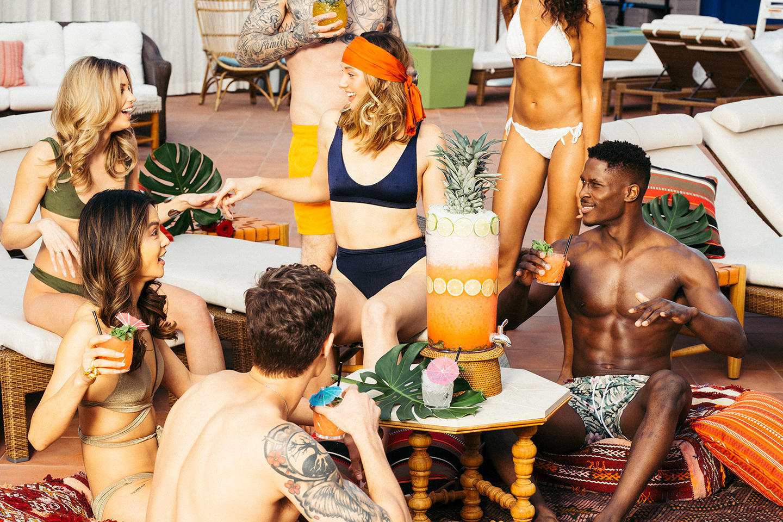 Jema pool party las vegas