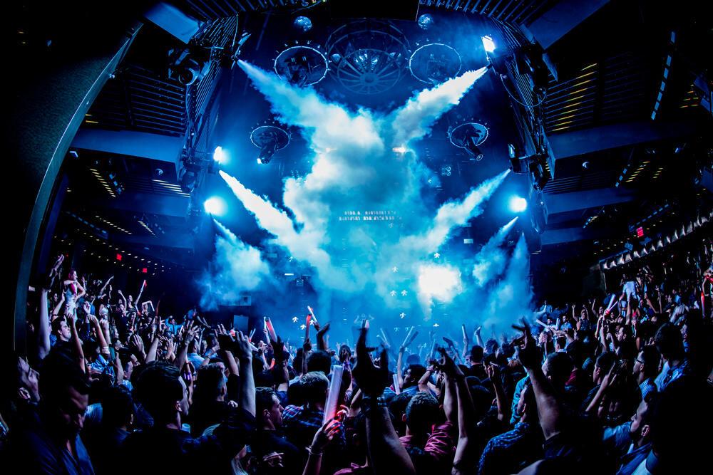 Marquee Las Vegas Nightclubs