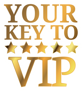 your key to vip