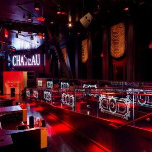 chateau las vegas nightclub