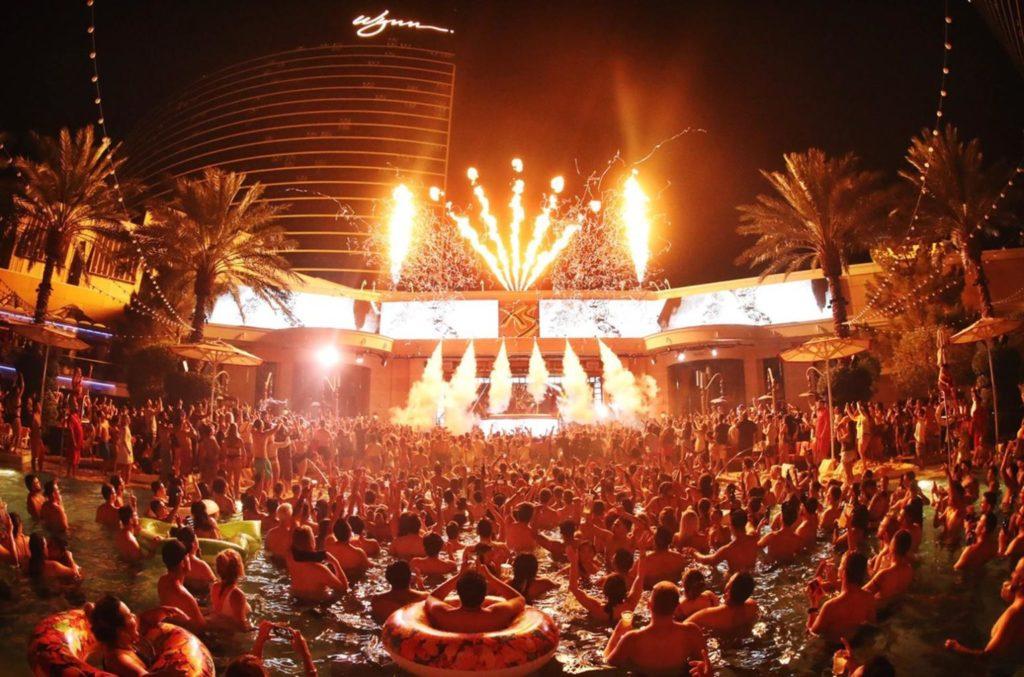 Las Vegas Encore Nightclub