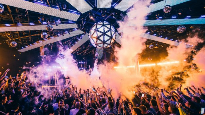 Drai's Nightclub Las Vegas Nightlife 2020
