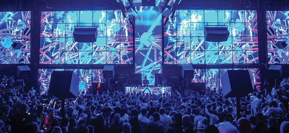 Light Las Vegas Nightclub 2020