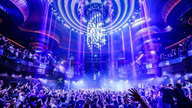 Omnia Nightclub Las Vegas 2020