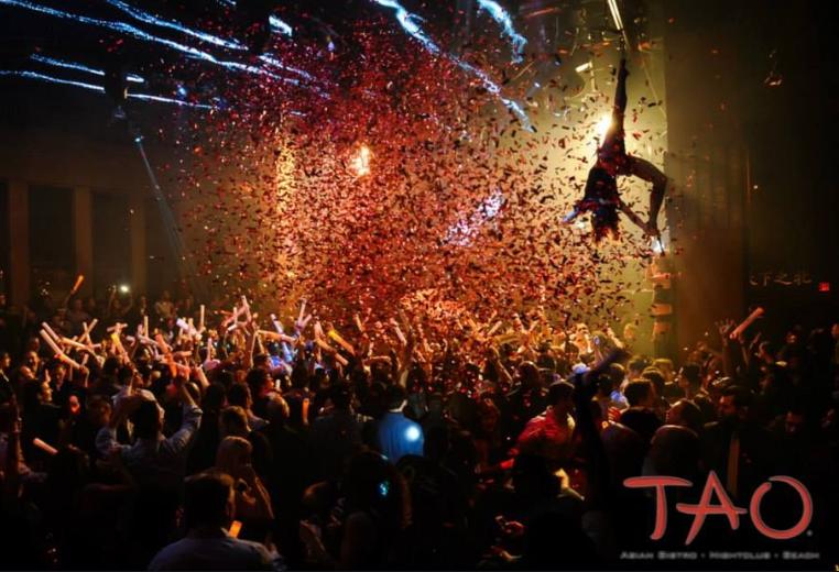 Tao Nightclub Las Vegas 2020